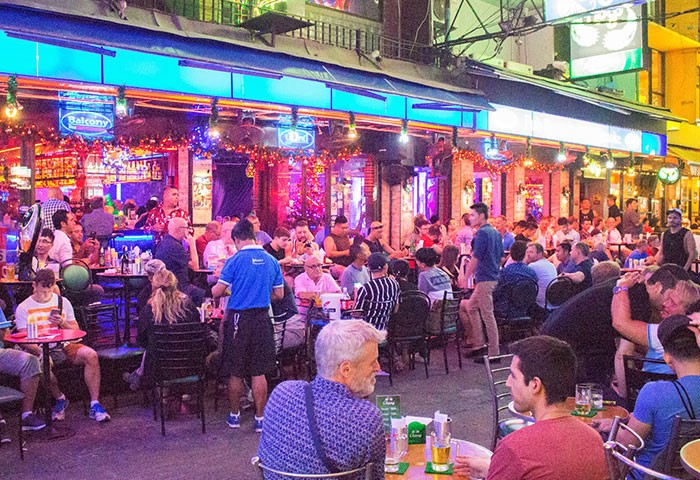 The Balcony Pub Bangkok