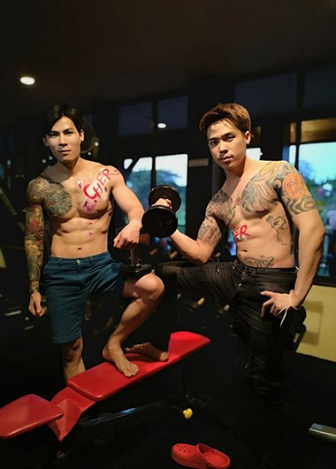 Best-Gay-Sauna-Chiang-Mai-and-Hotel-Club-One-Seven