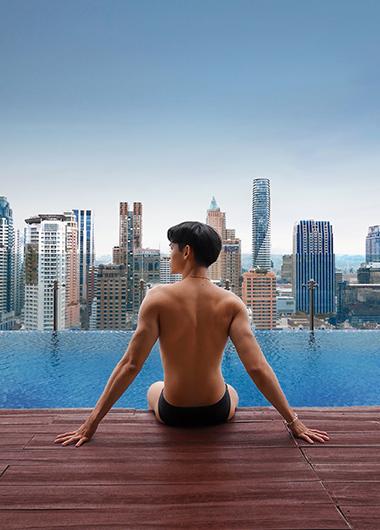 Coolest-Instagram-Worthy-Hotel-for-Gay-Travelers-Hotel-Indigo-Wireless-Road