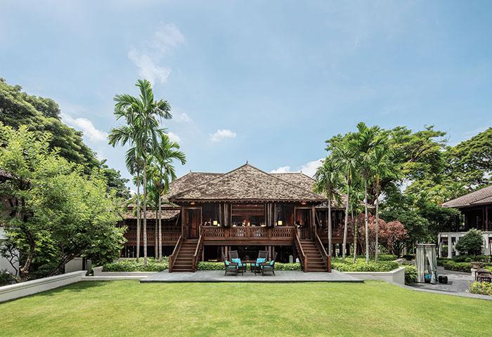 Gay Friendly Hotel 137 Pillars House Chiang Mai