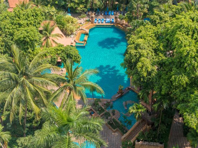 Gay Friendly Hotel Avani Pattaya Resort Pattaya