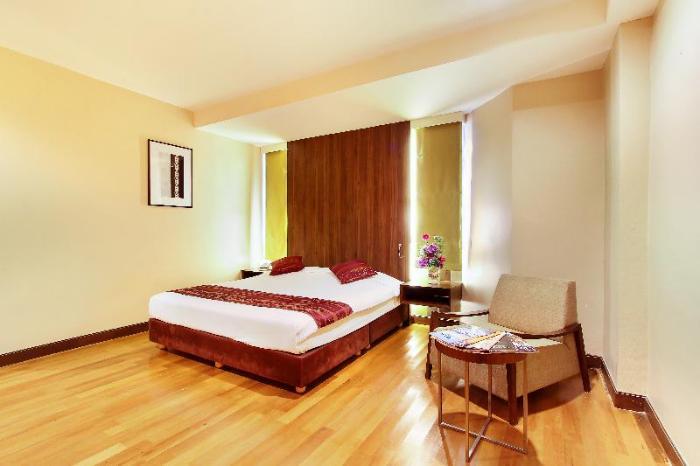 Gay Friendly Hotel Bally Suite Silom Bangkok