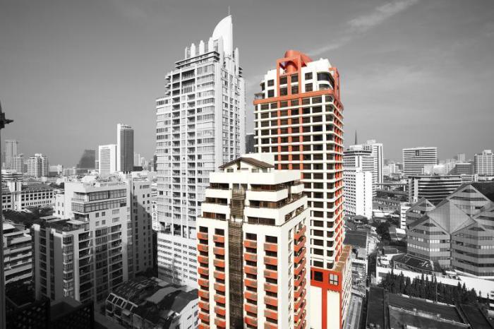 Gay Friendly Hotel Bandara Suites Silom Bangkok