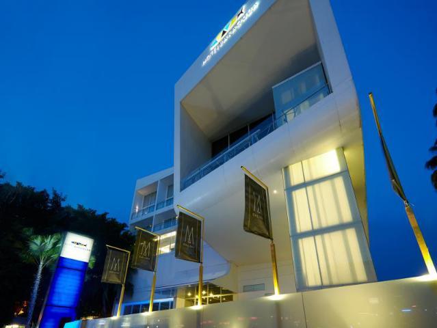 Gay Friendly Hotel Baraquda Pattaya - Mgallery Pattaya