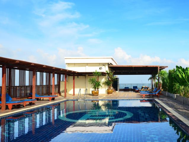 Gay Friendly Hotel Baywalk Residence Pattaya