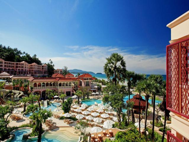 Gay Friendly Hotel Centara Grand Beach Resort Phuket Phuket
