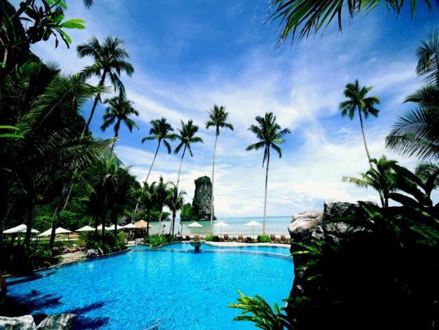 Gay Friendly Hotel Centara Grand Beach Resort & Villas Krabi Krabi