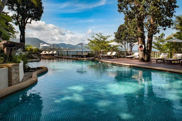 Gay Friendly Hotel Centara Villas Phuket Hotel Phuket