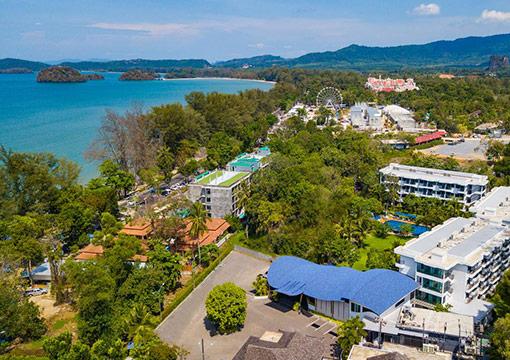 Gay Friendly Hotel Holiday Inn Express Krabi Ao Nang Beach Krabi