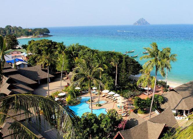Gay Friendly Hotel Phi Phi Holiday Resort Koh Phi Phi