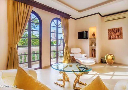 Gay Friendly Hotel Poseidon Boutique Hotel Pattaya