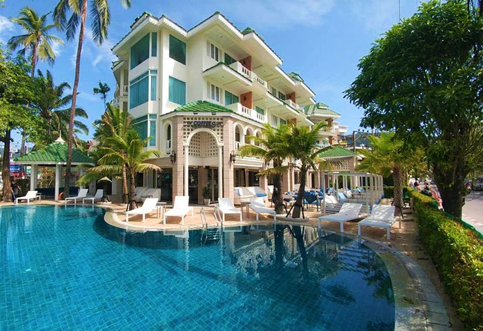 Gay Friendly Hotel Pride Beach Resort – Adults Only