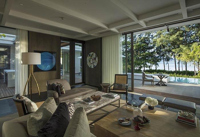 Gay Friendly Hotel Rosewood Phuket Phuket