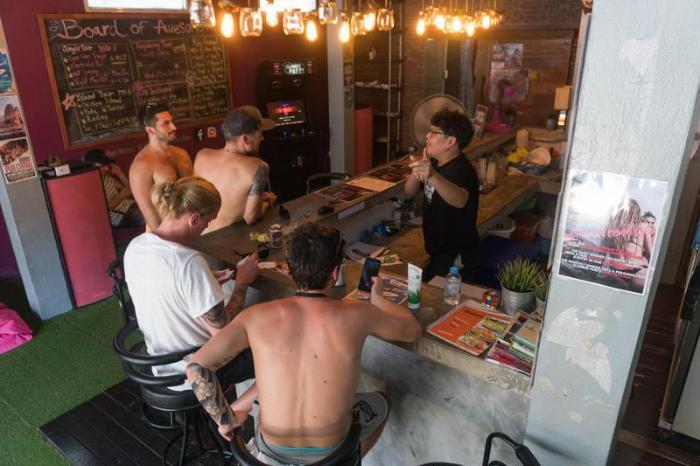 Gay Friendly Hotel Slumber Party at The Beach Hostel Krabi
