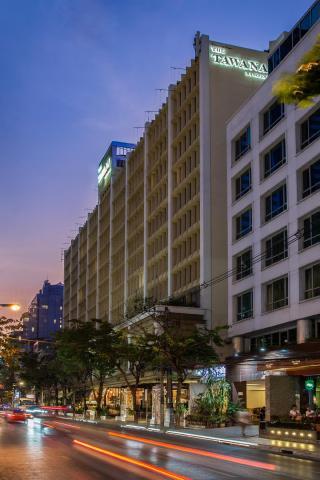 Gay Friendly Hotel Tawana Bangkok Hotel Bangkok