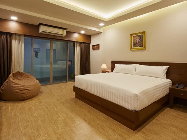Gay Friendly Hotel The Agate Pattaya Boutique Resort Pattaya