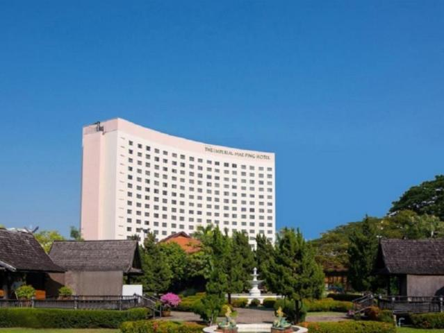 Gay Friendly Hotel The Imperial Mae Ping Hotel Chiang Mai