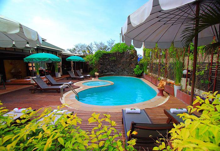 Gay Friendly Hotel The Royal Palm Beachfront Hotel Phuket