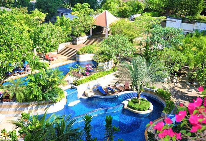 Gay Friendly Hotel The Royal Paradise Hotel & Spa Phuket