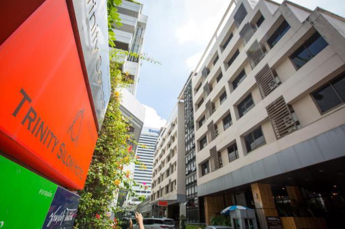 Gay Friendly Hotel Trinity Silom Hotel Bangkok
