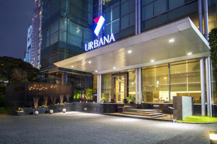 Gay Friendly Hotel Urbana Sathorn Bangkok Bangkok