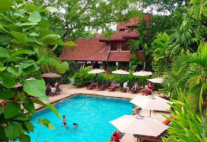 Gay Friendly Hotel Yaang Come Village Hotel Chiang Mai