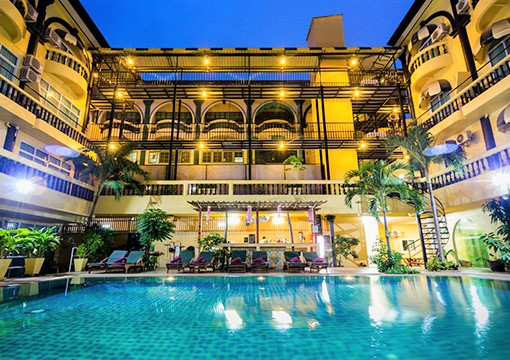 Gay Friendly Hotel Zing Resort & Spa Pattaya