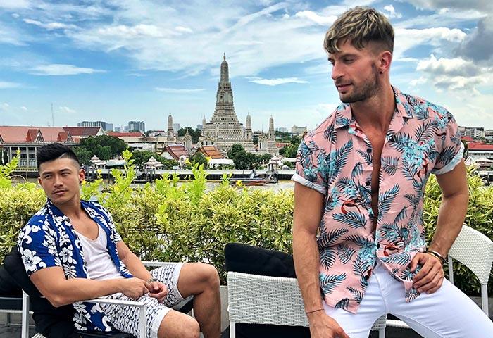 Gay Friendly Hotel sala rattanakosin Bangkok Bangkok