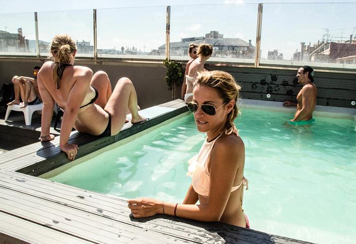 Best-Gay-Hostel-Barcelona-To-Meet-Other-Gay-Travellers-Sant-Jordi-Hostels-Rock-Palace
