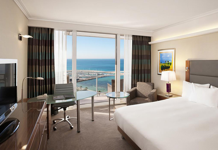 Best-Honeymoon-Hotel-Ideas-on-Hilton-Beach-gayborhood-Hilton-Tel-Aviv