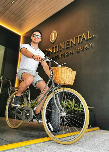 Bicycle-Tour-in-Gay-Town-InterContinental-Singapore-Robertson-Quay