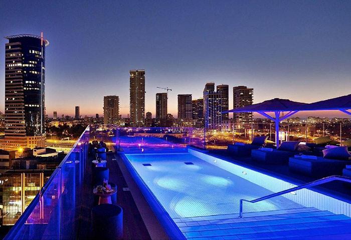 Cheap-Price-Gay-Hotel-Tel-Aviv-City-Center-with-Rooftop-Pool-Hotel-Indigo-Diamond-District