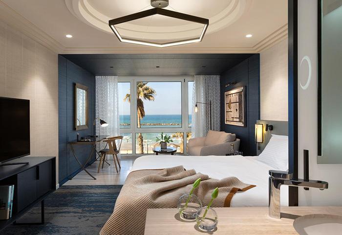 Dan-Tel-Aviv-Hotel-Most-Popular-Luxury-Gay-Honeymoon-Hotel-Beachfront