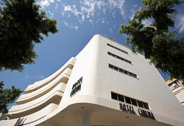Find-Triple-Hotel-Room-for-4-People-in-Tel-Aviv-Gayborhood-City-Center-Cinema-Hotel-an-Atlas-Boutique-Hotel