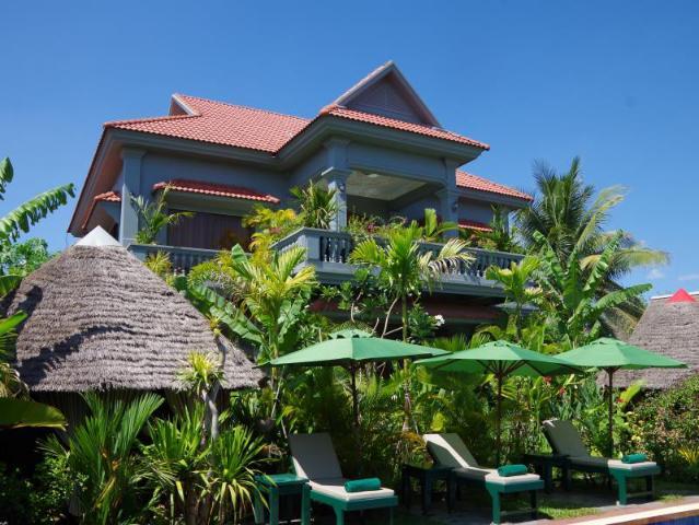 Gay Friendly Hotel 3 Monkeys Villa - Gay Hotel (Pet-friendly) Siem Reap
