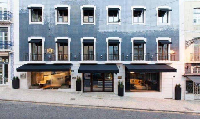 Gay Friendly Hotel 9HOTEL MERCY Lisbon