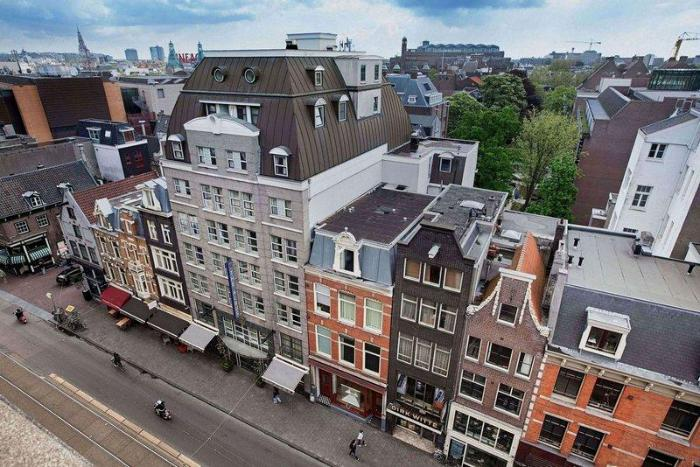 Gay Friendly Hotel Albus Hotel Amsterdam City Centre (Pet-friendly) Amsterdam