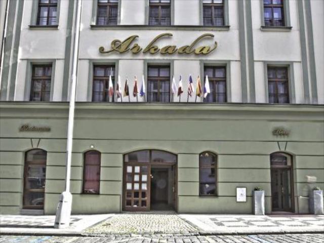 Gay Friendly Hotel Arkada Hotel Praha