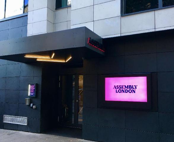 Gay Friendly Hotel Assembly Hotel London