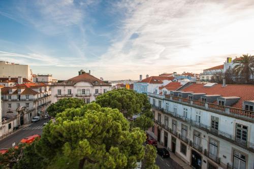Gay Friendly Hotel Bairro Alto Hotel Lisbon