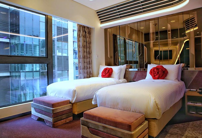 Gay Friendly Hotel Butterfly on LKF Boutique Hotel Central Hong Kong
