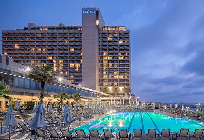 Gay Friendly Hotel Hilton Tel Aviv Tel Aviv