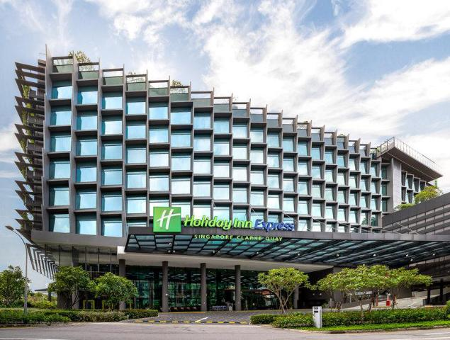Gay Friendly Hotel Holiday Inn Express Singapore Clarke Quay (SG Clean Certified) Singapore