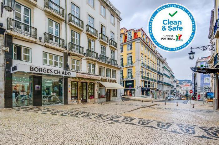 Gay Friendly Hotel Hotel Borges Chiado Lisbon
