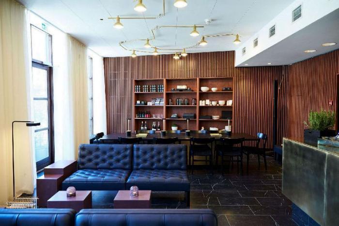 Gay Friendly Hotel Hotel Danmark Copenhagen