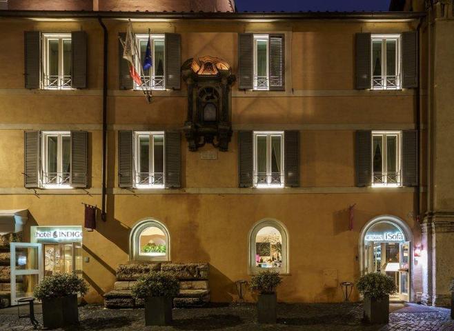 Gay Friendly Hotel Hotel Indigo Rome - St. George Rome