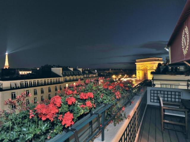Gay Friendly Hotel Hotel Napoleon (Pet-friendly) Paris