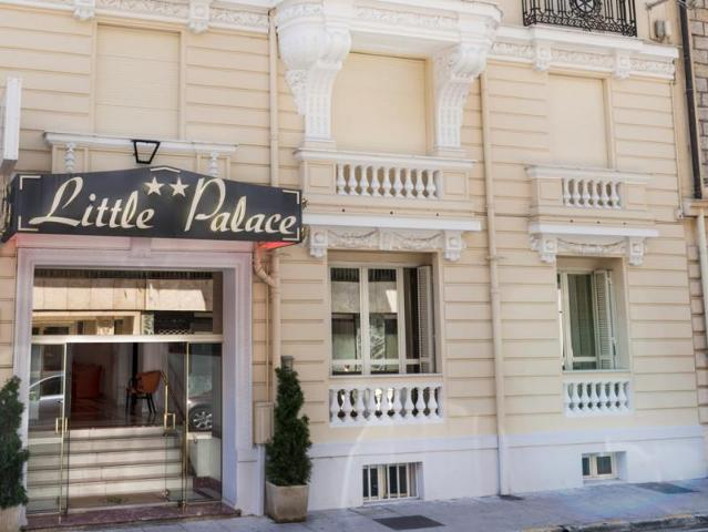 Gay Friendly Hotel Little Palace Hotel Nice