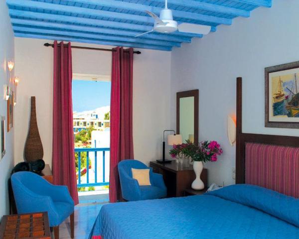 Gay Friendly Hotel Poseidon Hotel Suites (Pet-friendly) Mykonos