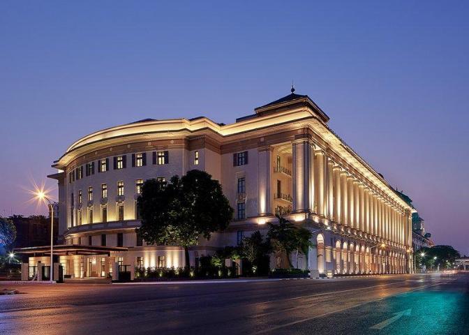 Gay Friendly Hotel Rosewood Yangon (Pet-friendly) Yangon